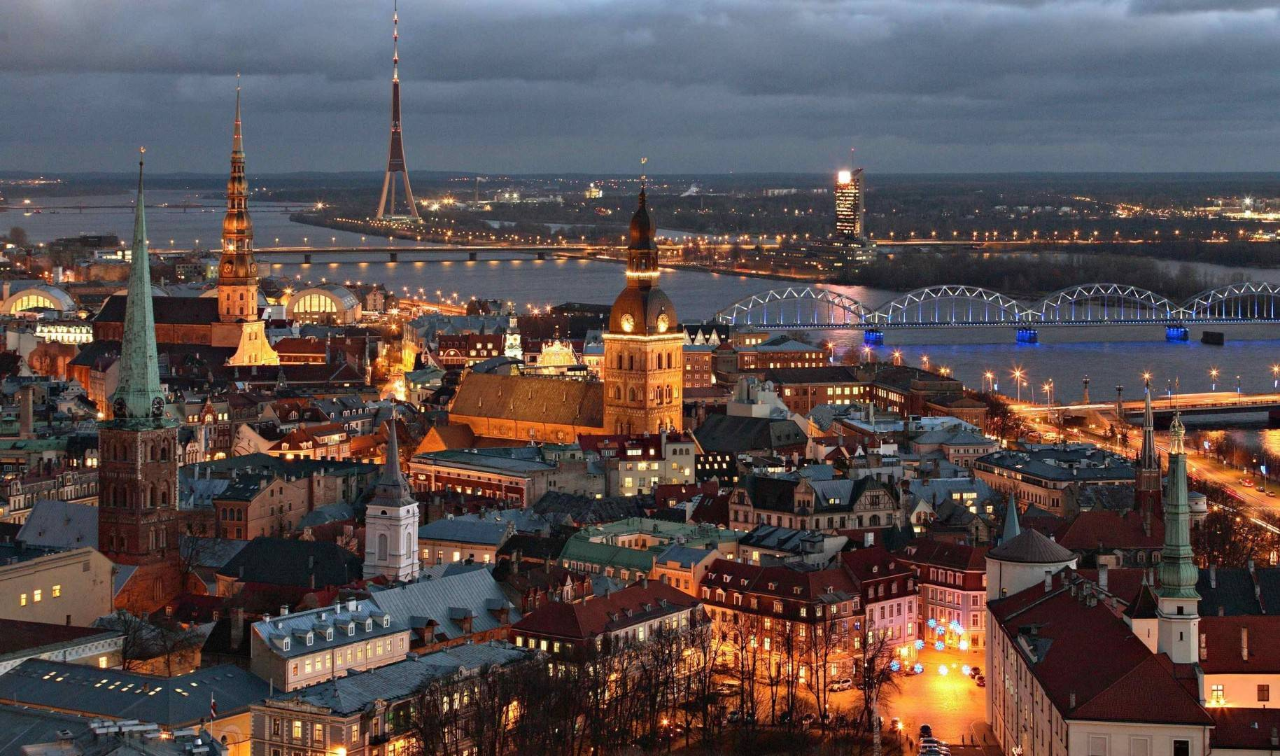 City break in the Baltic capitals