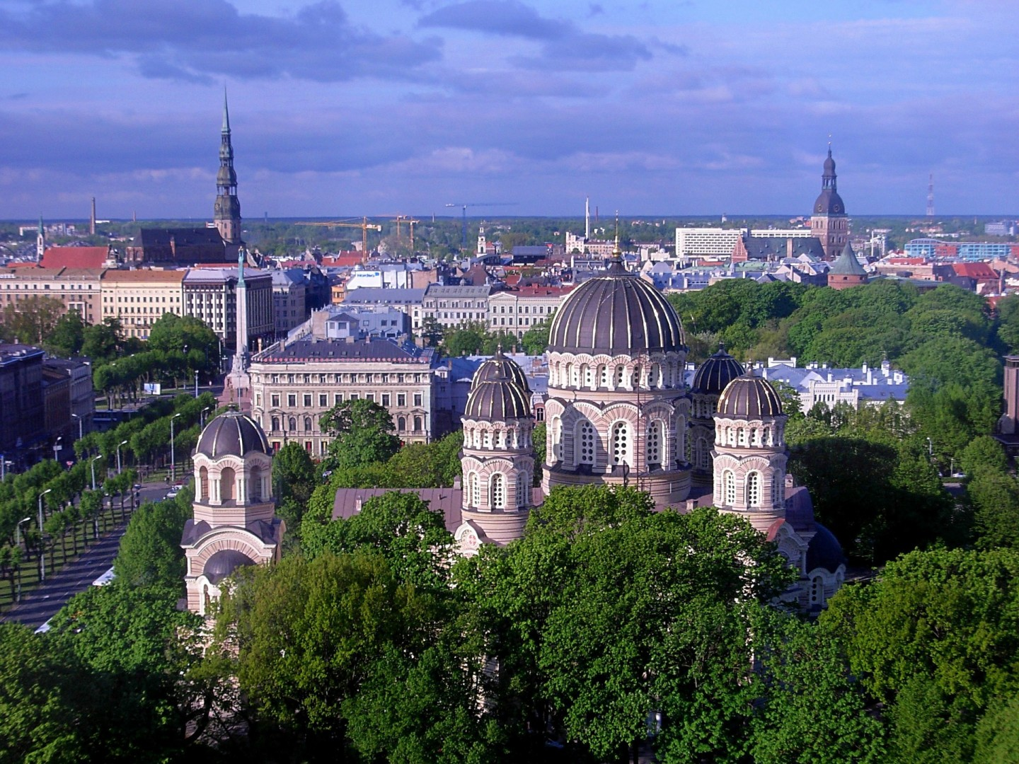 City break in Riga