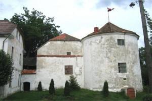 Alsunga Livonian Order Castle (Kurzeme)