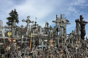 Hill of crosses Siualiai