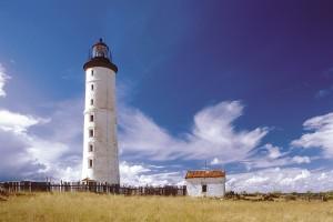 Saaremaa Vilsandi lighthouse