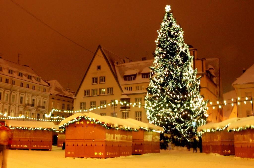 Tour Tallinn Christmas Market