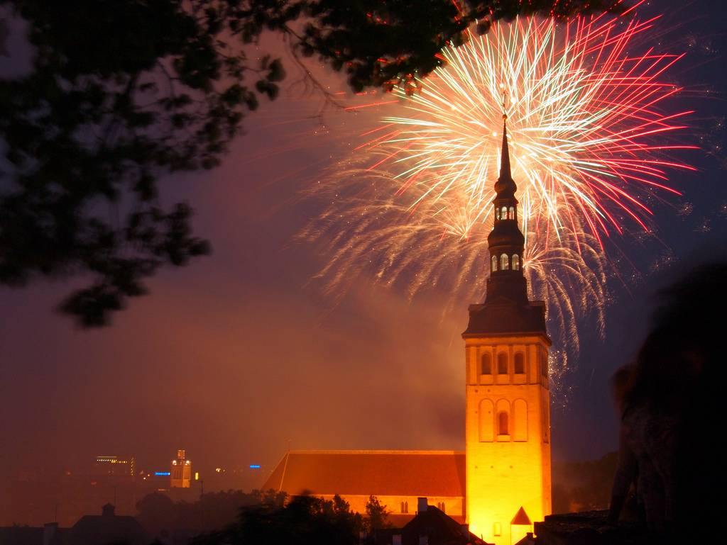 Tour New Year Party in Tallinn