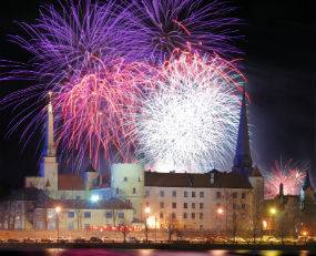Tour New Year Party in Riga