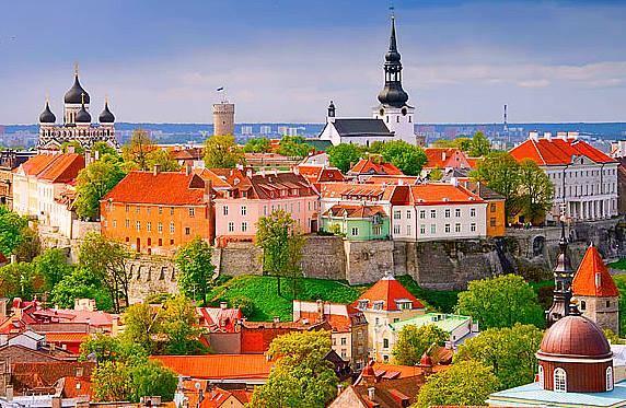 Tour Baltic Sensations